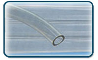 tubo pvc cristal